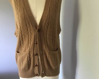 Vintage vest fifth avenue  New York Baltman Co