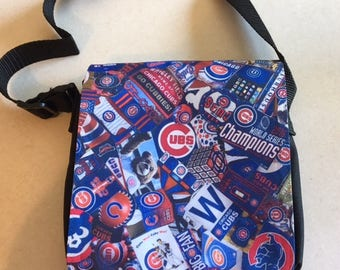Chicago Cubs World Series Champs Purse