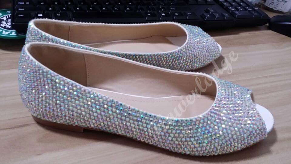 FOOTWEAR - Ballet flats Open ODWyyQHA2e