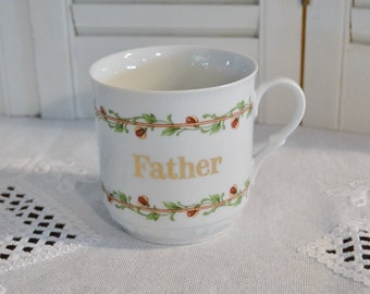 Vintage Father Mug by House of Goebel Bavaria West Germany PanchosPorch