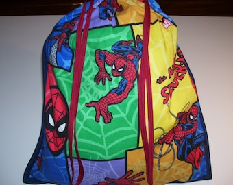 LOVELY CARRYING BAGS - spiderman shoe bags - spiderman school bags - spiderman sport bags - spiderman gym bags - spiderman travel bags