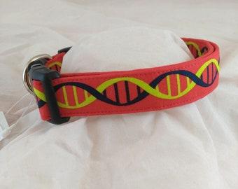 Pet Collars, Dog Collar, Cat Collar, Small Dog Collar, Adjustable Collar, DNA Collar, Cute Collar, Dog Collars, Collier de chien