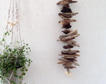 Sea wood garland