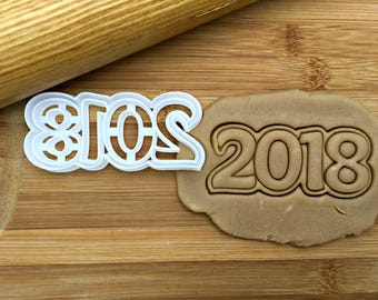 2018 Cookie Cutter/Multi-Size/Set of 2 Option
