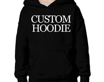 Create Your Own Girl Hoodie