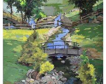 Colosantis creek