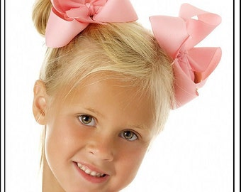 How to Make Classic Hair Bows ... Boutique Instructions Guide Pattern... Receive Today