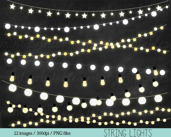 Lights Clipart Fairy Lights Clipart Clip Art String Lights