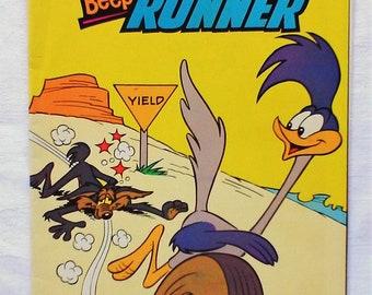 1982 Whitman Warner Bros Beep Beep the Road Runner No. 101  Comic