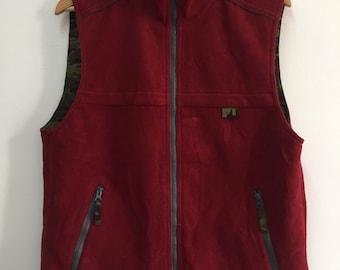 UNKNOWN NAME  Vest Jacket