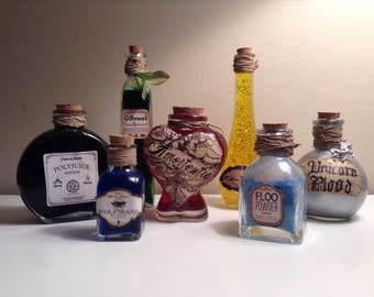 Harry Potter Potions (7pack)