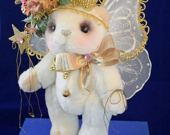 OOAK Fairy Godmother Bear