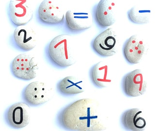 Numbers Rock! - Counting Stones