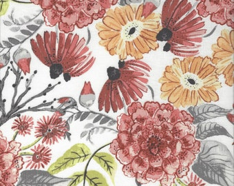MEADOW FLORAL Fabric Quality Cotton Quilt Fabric Yardage by Dear Stella Designs