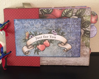 Sweet Friend Paper Bag Album