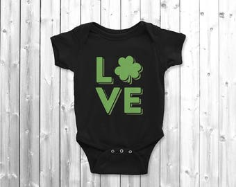 Shamrock baby, irish baby, shamrock baby shower, baby shower gift, irish baby shower, shamrock shower, irish baby gift, st patricks day