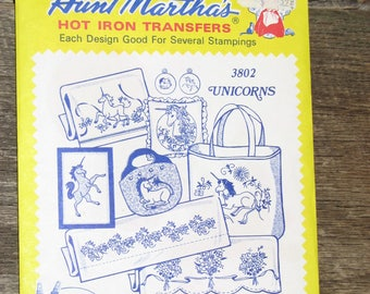 Aunt Martha's Hot Iron Transfers
