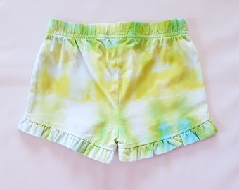 Tie-Dye Shorts Size 1 (12-18 months)