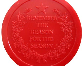 Remember The Reason For The Season Token --50 Pcs. Santa Claus Tokens For The Children !
