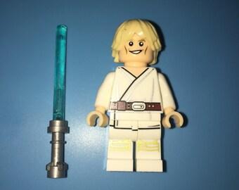 LUKE SKYWALKER Star Wars Custom Minifigure