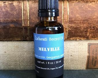 Melville Beard Oil - ocean, bergamot, amber