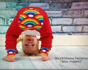 Max Joggers SEWING PATTERN PDF