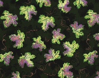 Grape Leaves from Wine Country - South Seas Imports - Fat Quarter