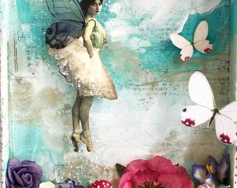 Paper Fairy Shrine No. 3