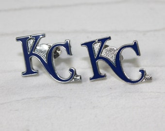 KC Royals Post Earring