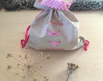 lingerie - lingerie bag pouch