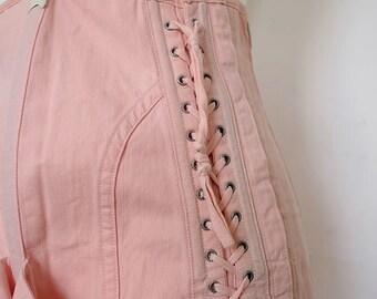 Vintage GIRDLE | Old bodice corset | Waist Cincher