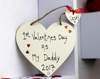 Daddy Valentine - valentines day gift-valentines day gift for him-valentines day gift daughter-valentines day gift for husband