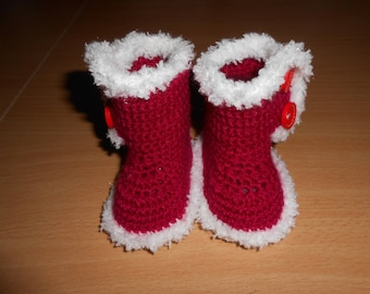 baby style boots