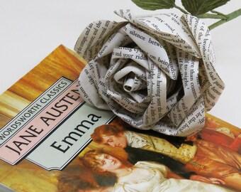 Jane Austen Collection: Emma Paper Rose