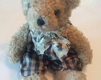 Teddy bear old