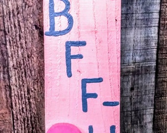 Best Friends Forever, Child's BFF Room Decor
