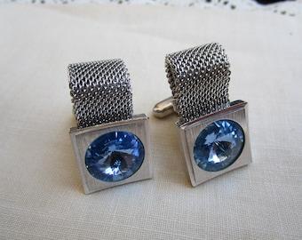Shrill Glass Cufflinks