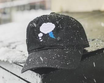 Thinking Cap (Blue Lightning)