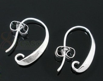 3pr earring wires NO back