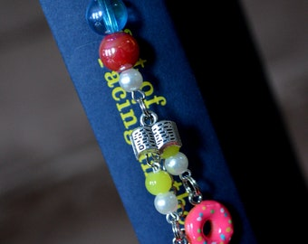 Delicious Donuts Book Bling Bookmark