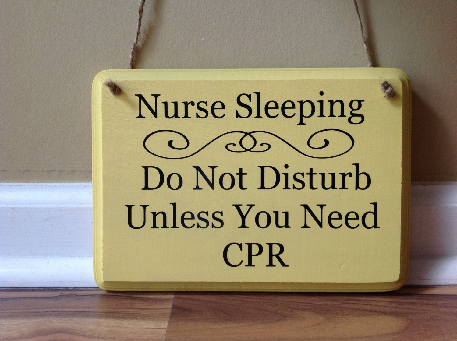 Nurse sleeping do not disturb unless you need cprplease do zoom xflitez Gallery