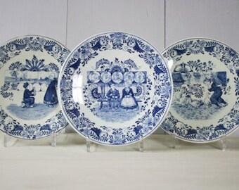 3 REGOUT Fantaisie Wall Plates