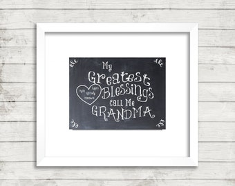 Grandma's Blessings PDF