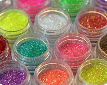Disco Glitter- Choose one 5 grams