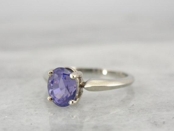 ring gold lavender white engagement media diamond halo rings weddings split shank anniversary gemstone sapphire