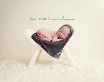 The Original - Curved Bench Prop, Newborn Photography Prop, Photo Prop