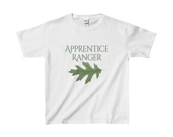 Kids Apprentice Ranger Oak Leaf - T-Shirt - Ranger's Apprentice