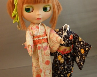 Pattern for Kimono for Blythe