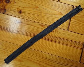 Blue zipper Navy links 60 cm