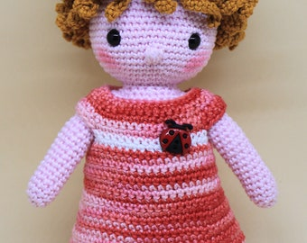Coralie the Curly Doll (Coralie by Amour Fou ®)